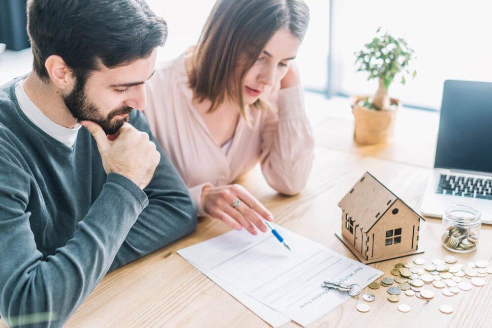 alquiler de una vivienda
